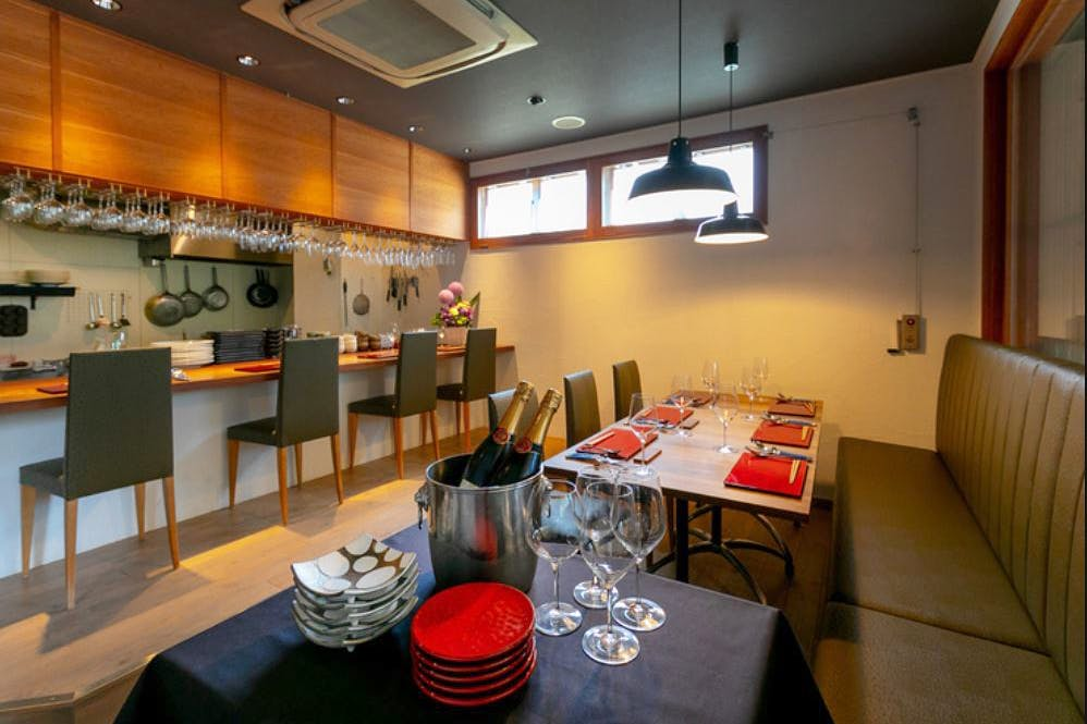 THE MATSUMOTO KITCHEN