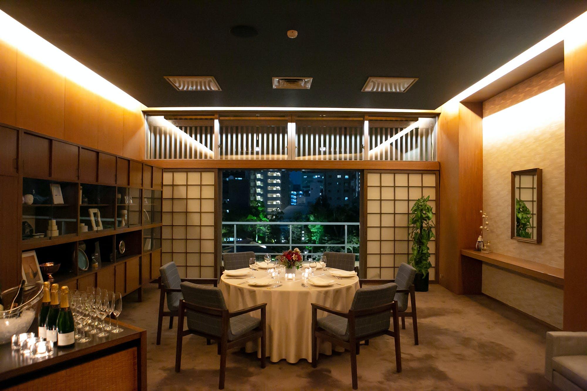 THE SORAKUEN レストラン 相楽