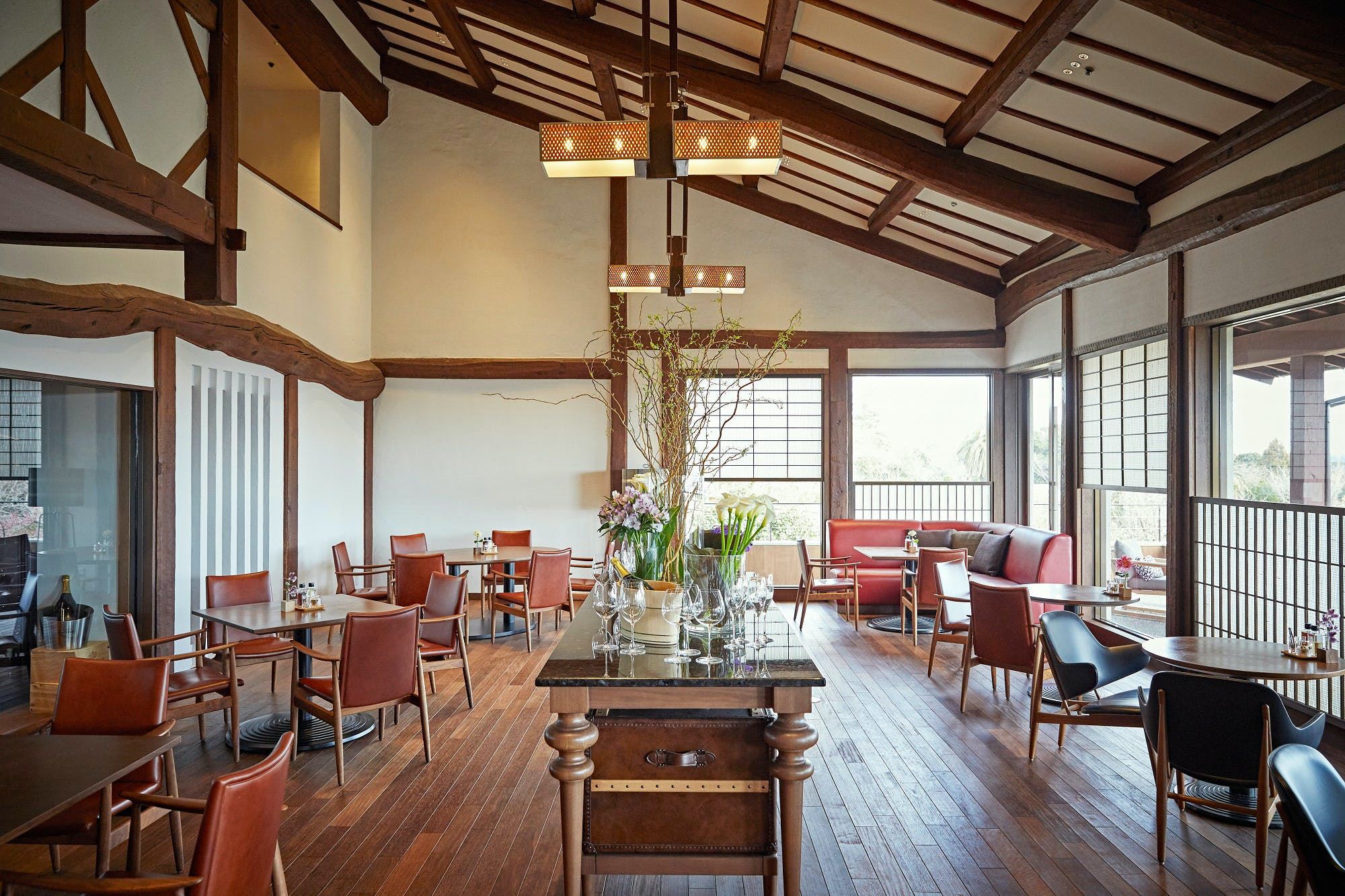 カフェ & ワインバー「リアン」 /志摩観光ホテル