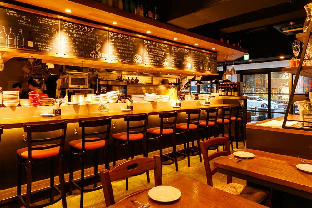 Oyster Bar&Restaurant Ostrea 渋谷店