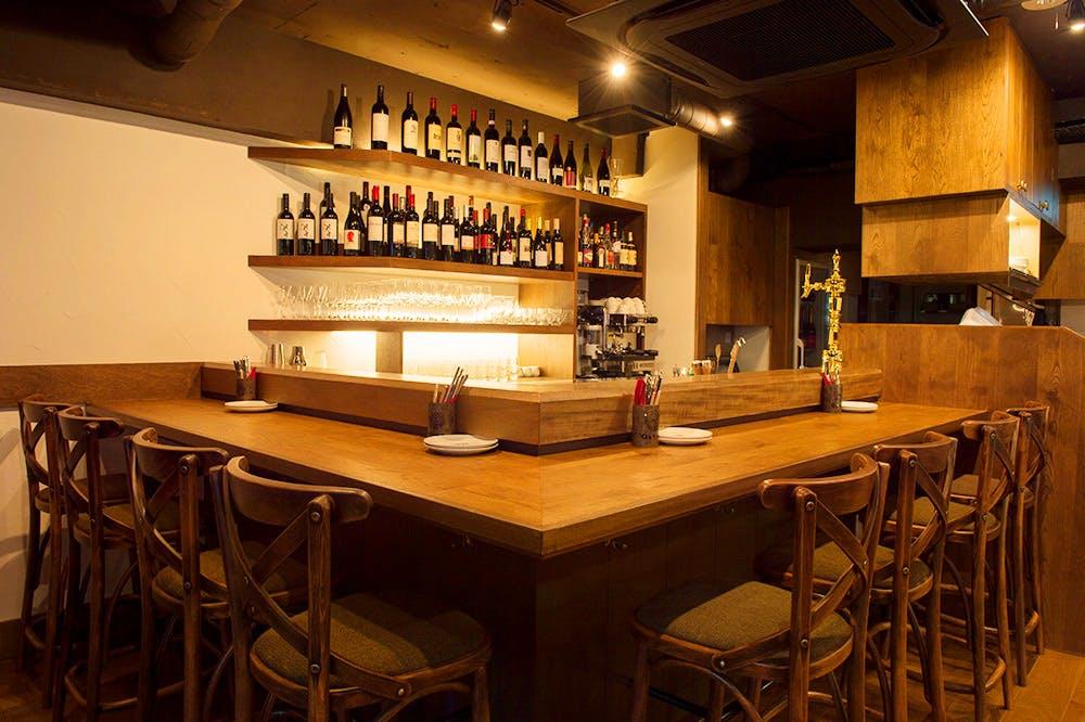 Oyster Bar&Restaurant Ostrea 新宿三丁目店