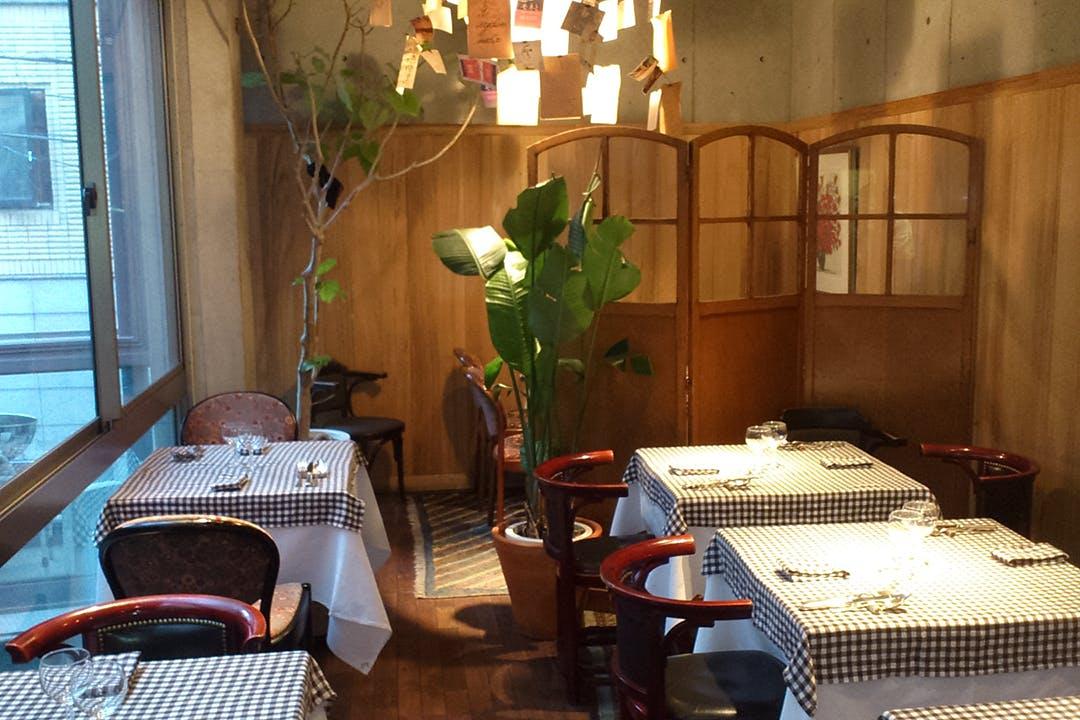 ビストロ ダルブル 恵比寿店