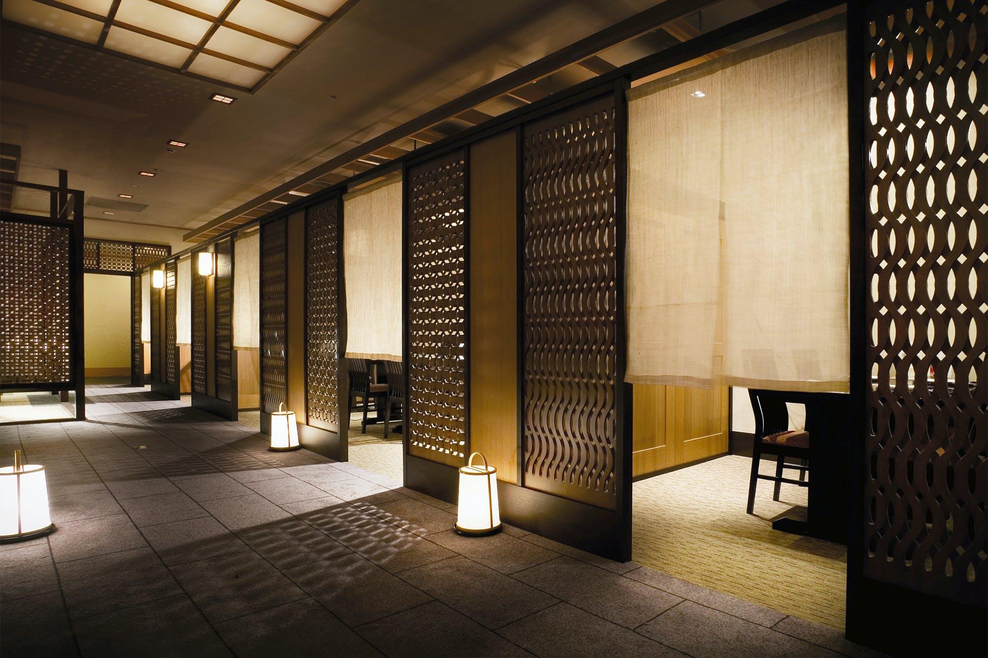 和食レストラン 穂のはな/ホテルアソシア豊橋