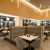 Terrace and Table/ホテルメトロポリタン 川崎