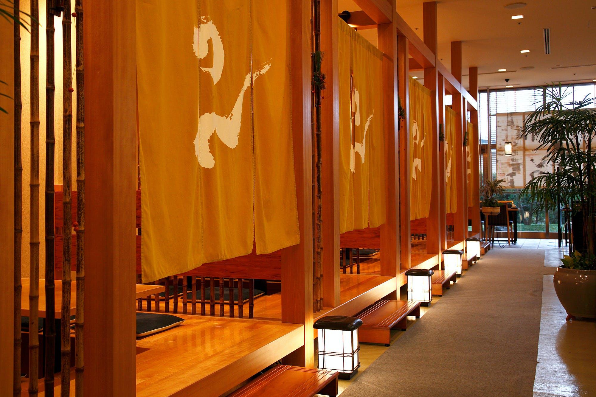 旬菜和膳 よし川/水戸プラザホテル