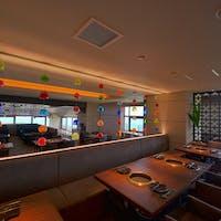 琉球BBQ Blue/カフー リゾート フチャク コンド・ホテル