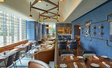 District-Brasserie,Bar,Lounge/キンプトン新宿東京