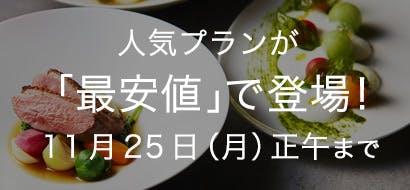 人気プラン最安値 11/11~11/25