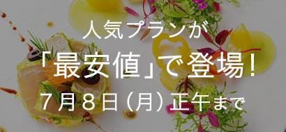 人気プラン最安値 6/24~7/8