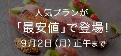 人気プラン最安値 8/19~9/2